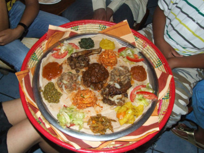 Ethiopisch gerecht