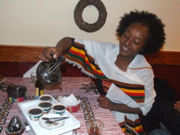 Ethiopische koffie / Ethiopian coffee