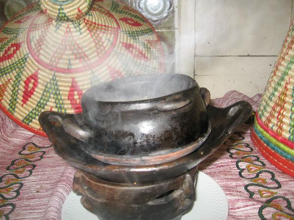 Ethiopische stoofpot / Ethiopian stew