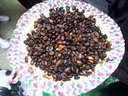 geroosterde koffiebonen / roasted coffee beans