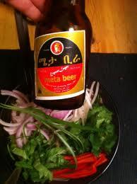 Ethiopisch bier / Ethiopian beer