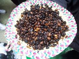 geroosterde koffiebonen / roasted coffee beans