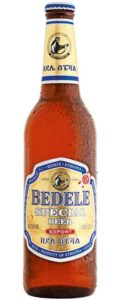Bedele special beer from Ethiopia
